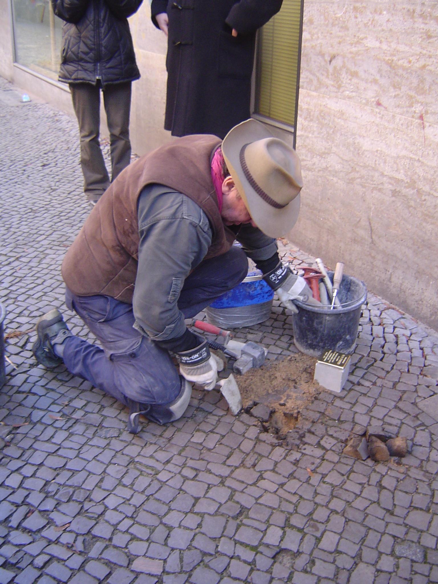 Vorbereitung Boden